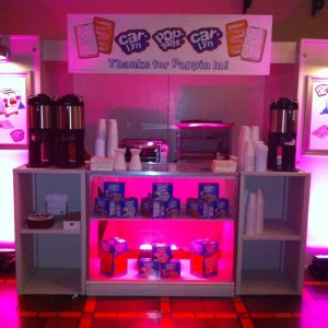 Pop Tart Booth